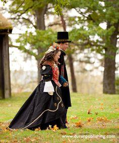 Folklore Fashion (folklorefashion.durantextiles.com)  Author, Laila-Duran, has beautiful pictures on this blog. Nordic/Scandinavian. Historic dress & embroidery.