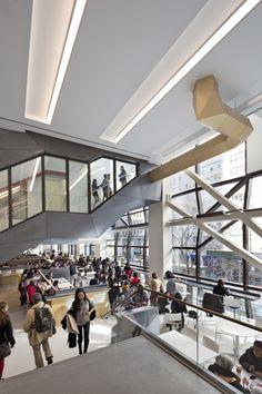 The New School University Center  / Skidmore, Owings & Merrill