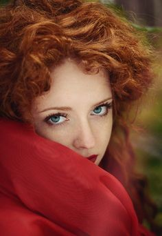 Red Haired And Beautiful