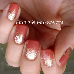 Manis & Makeovers - Gradient with Golden Rose Jolly Jewels 103    http://manisandmakeovers.blogspot.nl/2013/07/golden-rose-jolly-jewels-103-swatch.html