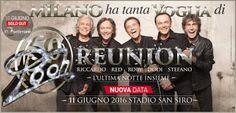 """TG Musical e Teatro in Italia: POOH- Si aggiunge una nuova data per """"REUNION – L'..."""