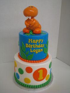 dinosaur Birthday Cakes, Boy Birthday, Happy Birthday, Celebration Cakes, Birthday Celebration, Rock Star Party, Boys, Desserts, Happy Brithday