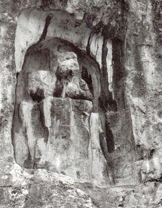 Hittite, goddess, Akpınar-Manisa (Kurt Bittel) (Erdinç Bakla archive)