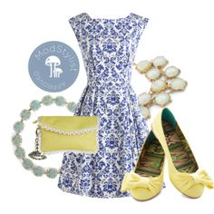 The Be Outside Dress in Delft would look terrific paired with anything from a denim jacket, to red heels, to a light cardi!