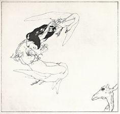 From Zeichnungen von Max Klinger (Drawings by Max Klinger), Leipzig, 1912.