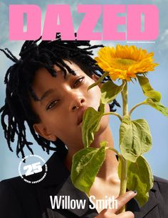 WILLOW SMITH. DAZED ANNIVERSARY ISSUE. Interview Amandla Stenberg. Photography Ben Toms. Fashion Robbie Spencer. #DAZED25