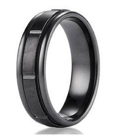 24 Best Alternative Wedding Rings For Men Images Rings For Men