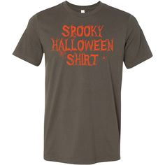 Halloween - SPOOKY HALLOWEEN - Men Short Sleeve T Shirt - TL00759SS
