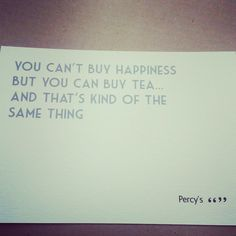 Percy's postcard; 2015. Buy Tea, Fruit Tea, Brewing, Cards Against Humanity, Canning, Happy, Ser Feliz, Home Canning, Conservation