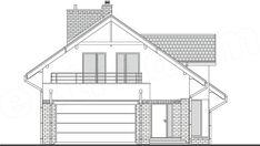 Projekt domu Z Charakterem 3 138,1 m2 - koszt budowy - EXTRADOM Floor Plans, House Design, Houses, Architecture Illustrations, House Plans, Floor Plan Drawing, House Floor Plans, Home Design Plans, Design Homes