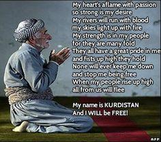 FREE KURDISTAN!!!