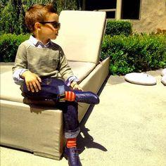 Boy's fall fashion,  Kid fashion