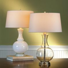 Madison Lamp- master bedroom lamps