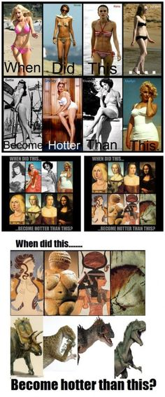When did this... become hotter than this.. become hotter than this... become hotter than this...