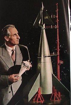 60s Rocket Concept