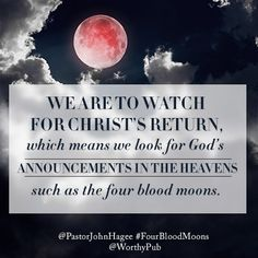 For more information, visit www.FourBloodMoons.net!