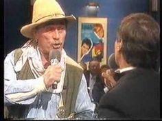 Freddy Quinn und Ken Curtis alias Festus aus rauchende Colts (Smoking Guns)