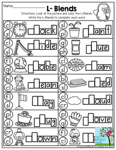 95 best Digraphs and Blends images on Pinterest in 2018   Teaching ...