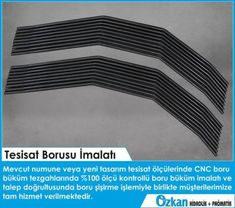 Özkan Hidrolik offers full of tube bending services according to client requirements, as 100% sizing success with the client samples or brand new installation designs.    www.ozkanhidrolik.com.tr  ÖZKAN HİDROLİK PNÖMATİK  Benteler Benteler Benteler Steel/Tube Shreveport-Bossier Benteler