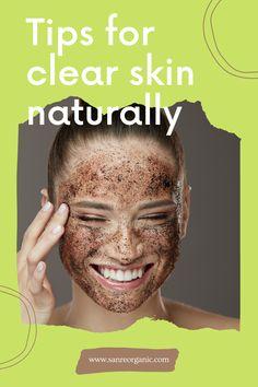 Beauty Tips For Face, Beauty Hacks, Diy Beauty, Beauty Trends, Ayurveda, Laser Skin Rejuvenation, Clear Skin Tips, Get Rid Of Blackheads, Skin Food