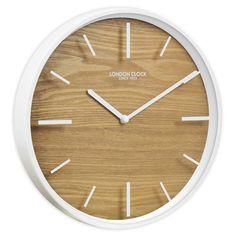 Buy Skog Wall Clock 30cm Online   Oh Clocks
