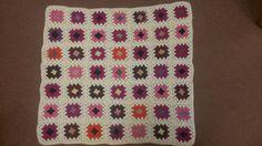 Deckenspende aus Granny Squares :-) Vielen Dank dafür.