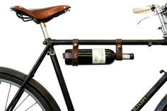 bike wine rack!