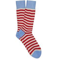 Paul Smith Socks. (or Waldo's socks)