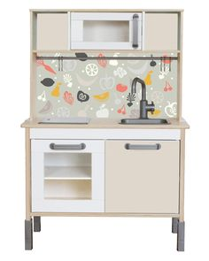 image result for ikea toy kitchen hack