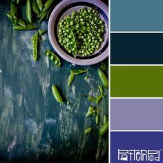 Periwinkle Bean #patternpod #patternpodcolor #color