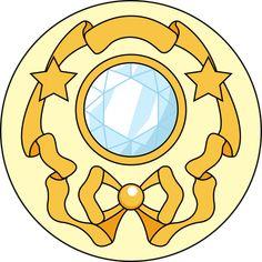 Moon Crystal Power Brooch - Opened by SayurixSama on deviantART