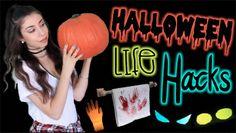 Creepy, funny Halloween Life Hacks your teens will surely like!