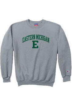 Product: Eastern Michigan University Crewneck Sweatshirt