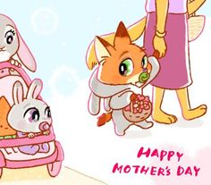 HAPPY MOTHER'S DAY by n09142