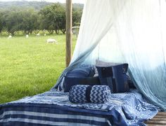 CAMPING IT UP ON SEANS FARMAROMA FEBRUARY 15 2015 Sally Campbell, Handmade Textiles - News