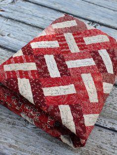 Temecula Quilt Company: Signature Quilt close up