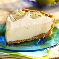 Classic Key Lime Pie from Eagle Brand®