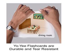 House and Rooms Flashcards
