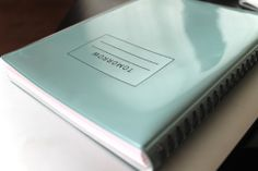 ::My new teal planner is helping me stay organized. Creating lists is the best way for me to stay productive::