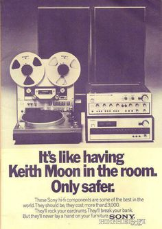 Truth in advertising, '70s style.  Thanks for sharing, College of Rock and Roll Knowledge.