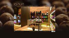 LANUIT CHOCOLATES Website