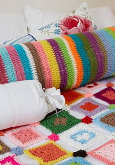Bolster cushion in any size