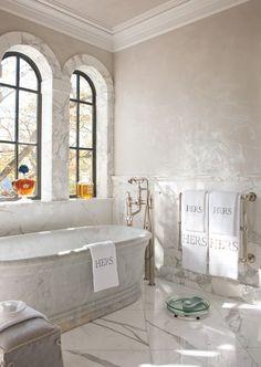 Marble bath