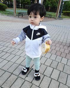 Angel kawaii Bebe Mamang 可愛い ღ Lee Ro Woon Cute Baby Boy, Cute Little Baby, Little Babies, Little Boys, Cute Kids, Baby Kids, Cute Asian Babies, Korean Babies, Asian Kids