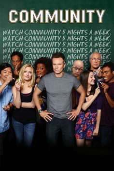 Watch Community 5 nights a week! Click for your local TV station details.