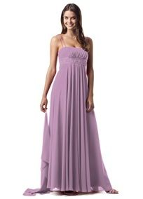 Bridesmaid dress option 1. Bridesmaid dresses will match the color of the ribbon in my dress