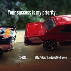 Social media, branding, business strategy. http://JonathanSocialMedia.com