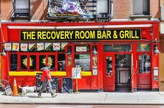 Photographer MITCHELL FUNK  The Recovery Room  ONE EYELAND
