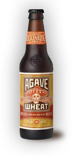Agave Wheat by Breckenridge Brewery (Colorado)
