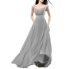 ASHERANGEL Women's Long Chiffon Bridesmaid Prom Dress Evening Gowns Grey 16 Asherangel http://www.amazon.com/dp/B00XU6MCT8/ref=cm_sw_r_pi_dp_jm9Kwb06P044Q